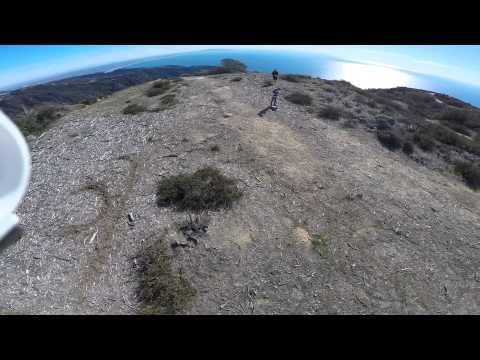 Top of Saddle Peak - 12/27/14