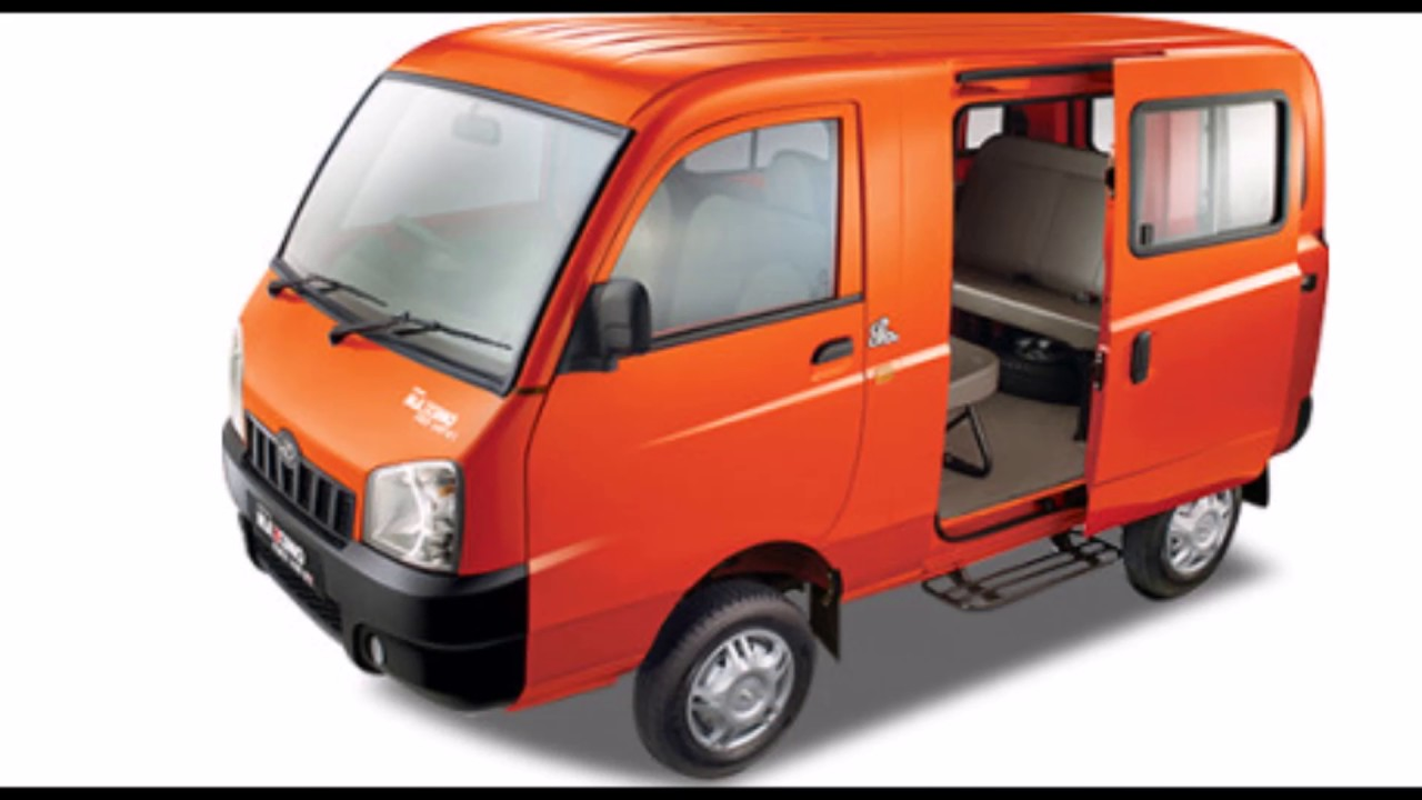 Mahindra Maxximo Mini Van 2017 Price Specs Pics Detiled Youtube