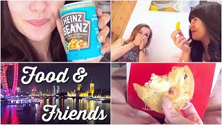 What I Ate: LONDON Edition! | Food Diary Friday
