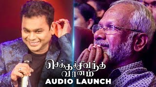 """Mani Ratnam has gone back to his Nayagan days!!!!"" – AR Rahman 
