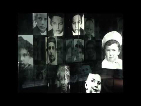 Monumento a los niños - Museo del Holocausto, Yad Vashem, Jerusalen