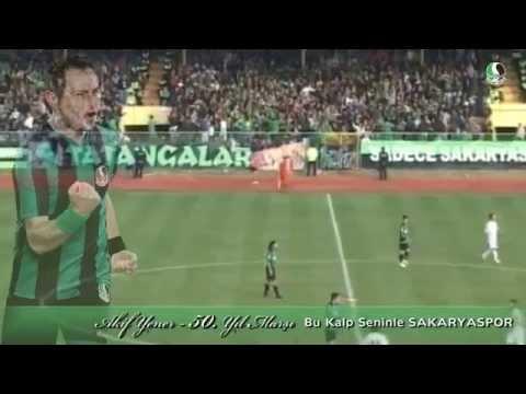 Sakaryaspor 50. Yıl Marşı (Akif Yener)