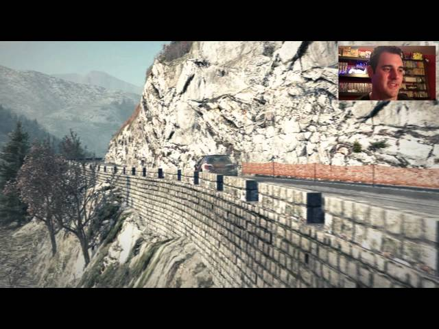 Dirt 3 Monte Carlo DLC and Ken Block Canada GP shots