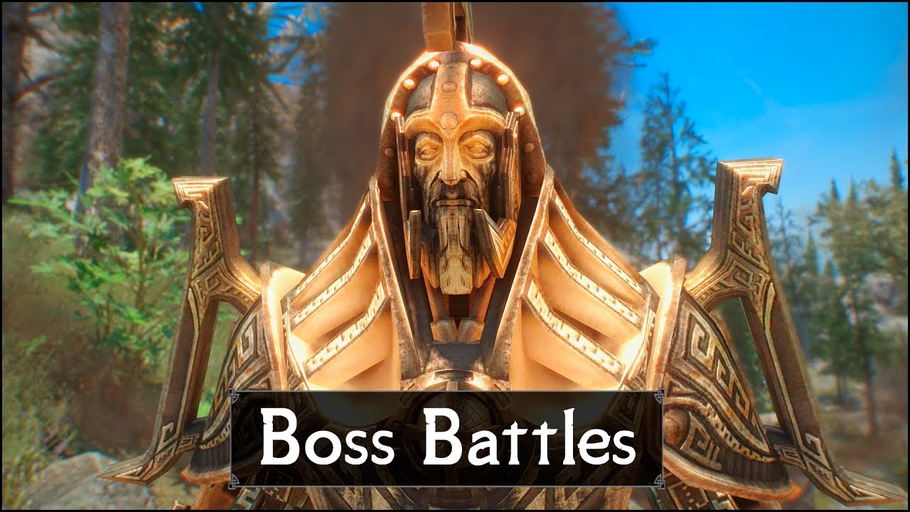 Skyrim: Top 5 Boss Battles in The Elder Scrolls 5: Skyrim thumbnail