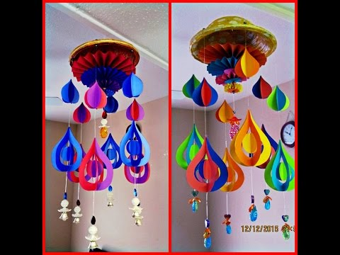 #diy Art and #craft #tutorial : DIY Wind Chime Part 1 of 4/ #howto make Wind Chime Part 1 of 4