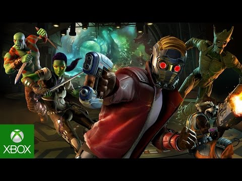 Marvel's Guardians of the Galaxy: The Telltale Series - Teaser Trailer
