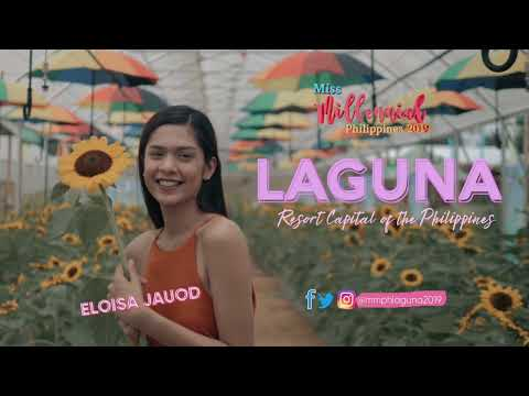RESORT CAPITAL OF THE PHILIPPINES | Miss Millennial Laguna 2019