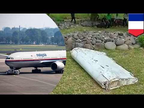 MH370: investigators study debris for links to missing Malaysia Airlines flight - TomoNews