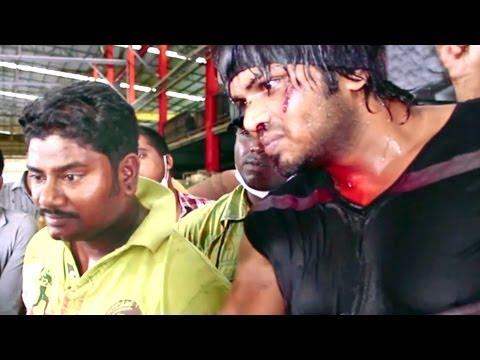Mr. Nookayya Movie Making    Manoj Manchu, Kriti Kharbanda, Sana Khan thumbnail