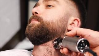 Урок #4 Сергей Рудницкий. Оформление бороды машинкой BABYLISS PRO FX880E