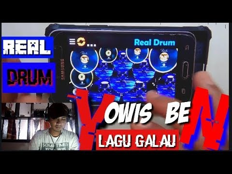 YOWIS BEN (Lagu Galau) Cover Real Drum
