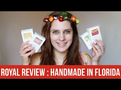 Royal Review ❖ Handmade in Florida