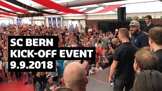 SC Bern Kick-off Event 9.9.2018