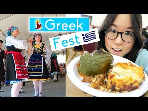 The Greek Festival 2016 in California