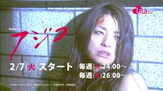 【ドラマ】 尾野真千子主演!Hulu/J:COMオンデマンドでしか観れなかっ...