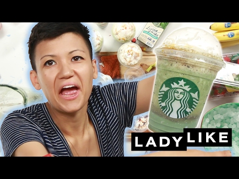 Thumbnail: Jen Pranked Our Co-Workers With A Fake Starbucks Frappuccino • Ladylike