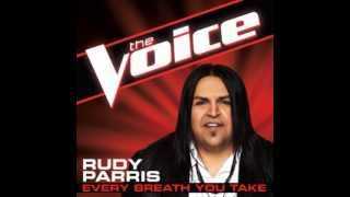 "Rudy Parris: ""Every Breath You Take"" - The Voice (Studio Version)"