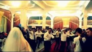 ОФИГЕННЫЙ ФЛЕШМОБ на свадьбе. смотреть до конца(Индийский флешмоб на уйгурской свадьбе., 2014-10-28T16:49:31.000Z)