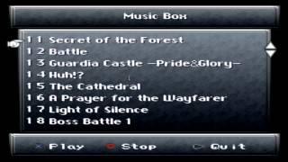 Final Fantasy Chronicles - Chrono Trigger - / Secret of the Forest - User video