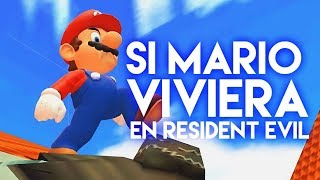 Video de SI MARIO VIVIERA EN RESIDENT EVIL ! ( ANIMACION )