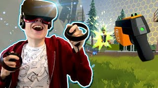 THE FORTNITE OF VIRTUAL REALITY | Rec Room: Rec Royale (Oculus Rift + Touch Gameplay)