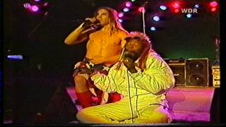 Red Hot Chili Peppers - Hollywood (Africa) (The Meters) [Live, Rockpalast - Germany, 1985]