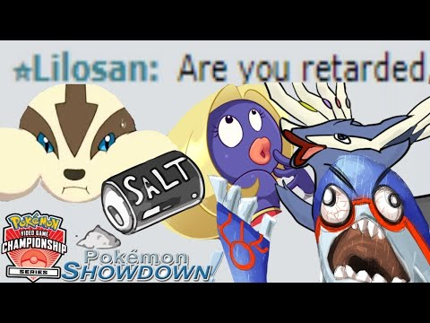 [WARNING SALTY] How To Beat Xerneas In VGC 2019 With Style! Pokemon Showdown Saltfest!