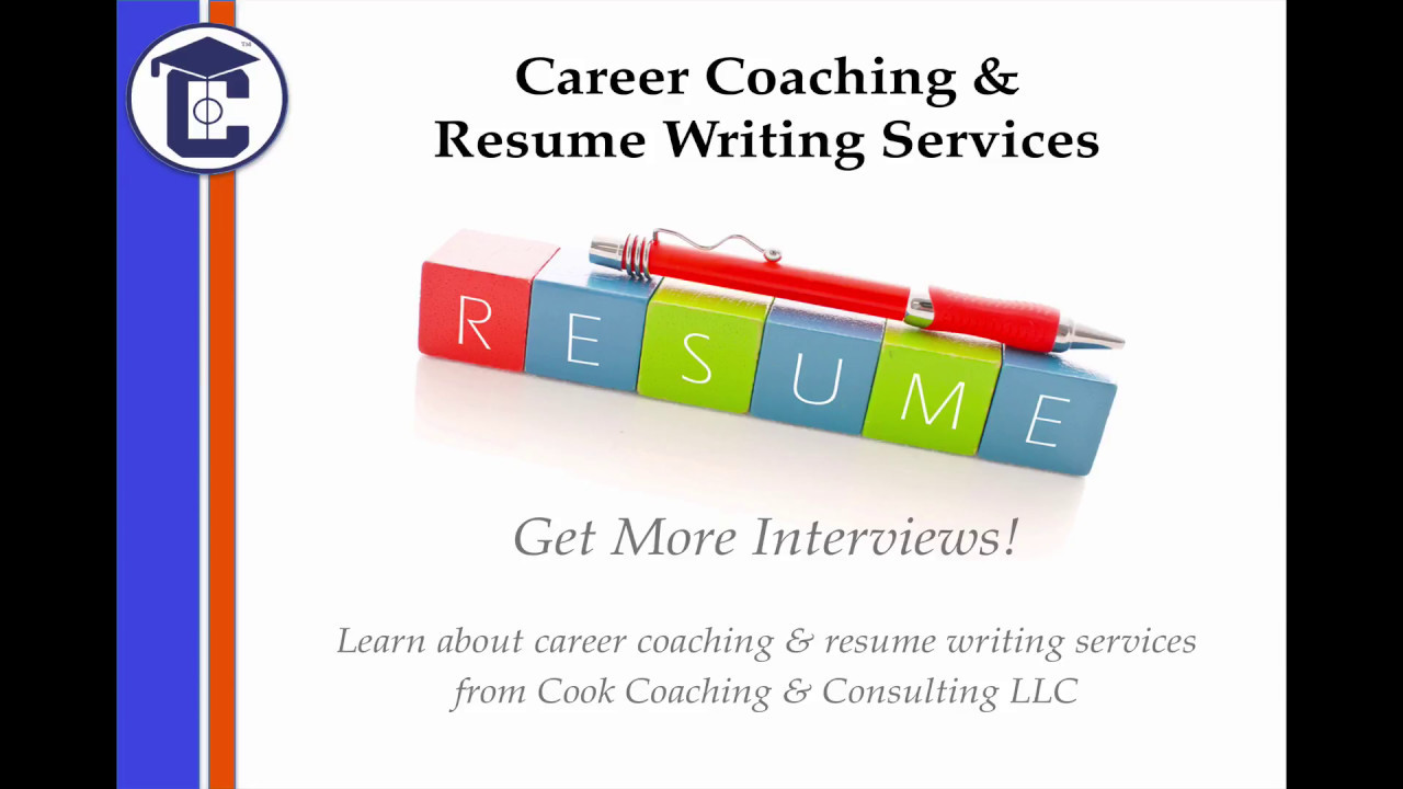 Coaching And Resume Writing Services Overview Youtube
