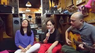 Nước mắt mùa thu - Lệ Thu ( Phương Phạm guitar)