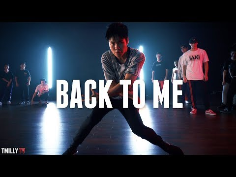 Marian Hill x Lauren Jauregui - Back To Me - Dance Choreography by Jake Kodish - ft Sean Lew
