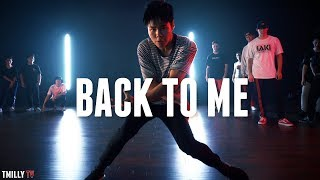 Marian Hill x Lauren Jauregui - Back To Me - Dance Choreography by Jake Kodish - ft Sean L ...