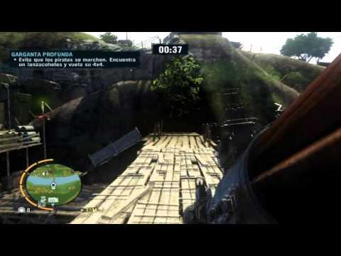 Let's play Far cry 3 #47. La lista de conspiradores