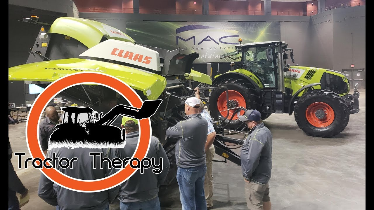 Tractor Therapy CLAAS 8700 Lexion, CLAAS School Edition pt III