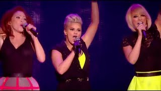 The amazing Atomic Kitten girls are back on stage for The Big Reuni...