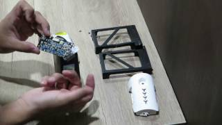 What's Inside DJI INTELLIGENT BATTERY TB47- Dji Inspire1 Battery