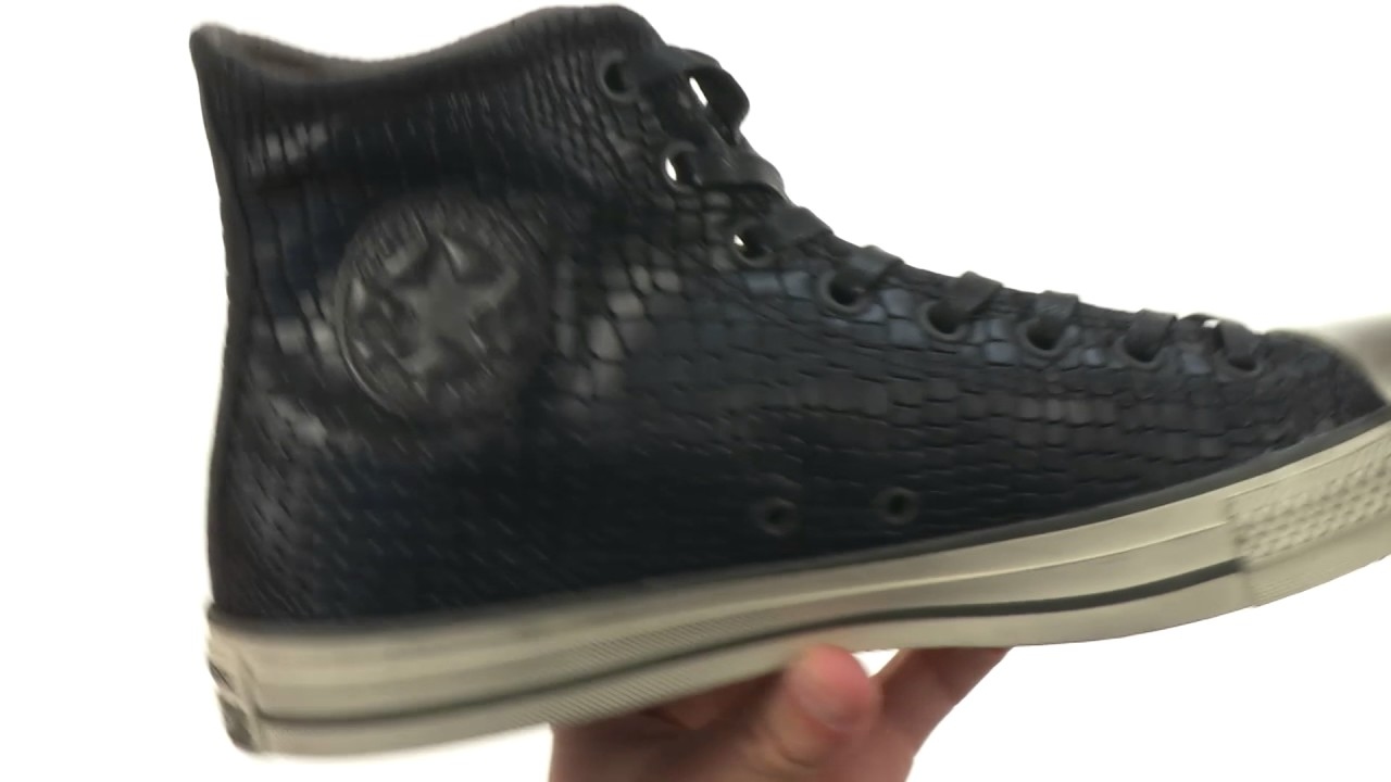ae03717fa3ee Converse by John Varvatos Chuck Taylor All Star Hi SKU 8823974 - YouTube