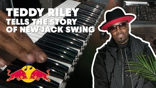 Teddy Riley (RBMA Festival New York 2017 Lecture)