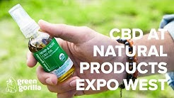 Pure CBD Oil - Natural Products Expo West 2019 — Green Gorilla
