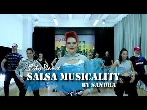 Homenaje A La Musica Cubana Salsa Musicality Class By Sandra Youtube