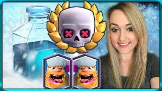 ❄️Sudden Death Global Tournament & Learning Three Musketeer Decks on Ladder +4700|❄️Clash Royale❄️