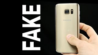 FAKE Samsung Galaxy S7 Review - BEWARE 1:1 Replica !