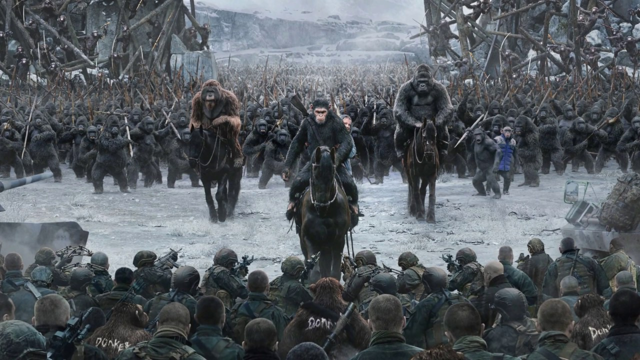 War For The Planet Of The Apes Wallpapers Full Hd Link In