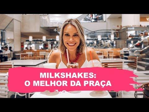 MILKSHAKE | O MELHOR DA PRAÇA | Go Deb!
