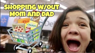 KIDS SHOP WITHOUT MOM & DAD