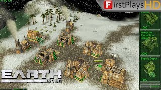 Earth 2150 (2000) - PC Gameplay / Win 10