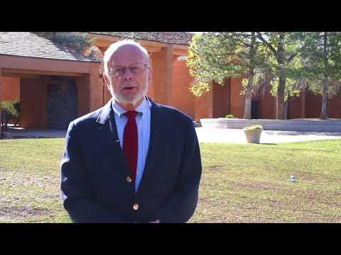 The Human Sun Dial at Albuquerque Academy