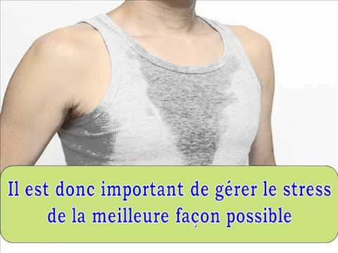 solution transpiration aisselle