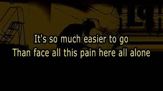 Song Lyrics_Lirik Lagu Easier To Run - Linkin Park