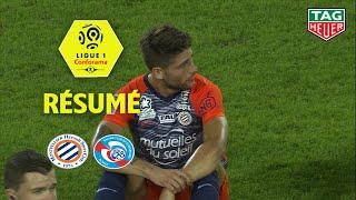 Montpellier Hérault SC - RC Strasbourg Alsace ( 1-1 ) - Résumé - (MHSC - RCSA) / 2018-19