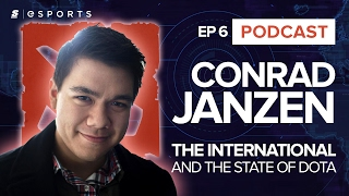 theScore esports Podcast: The state of Dota 2, The International & the Major system w/Conrad Janzen